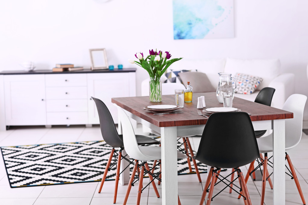 CLV-Group-How-to-Maintain-Light-Coloured-Furniture-in-Your-CLV-Group-Apartment-Rug