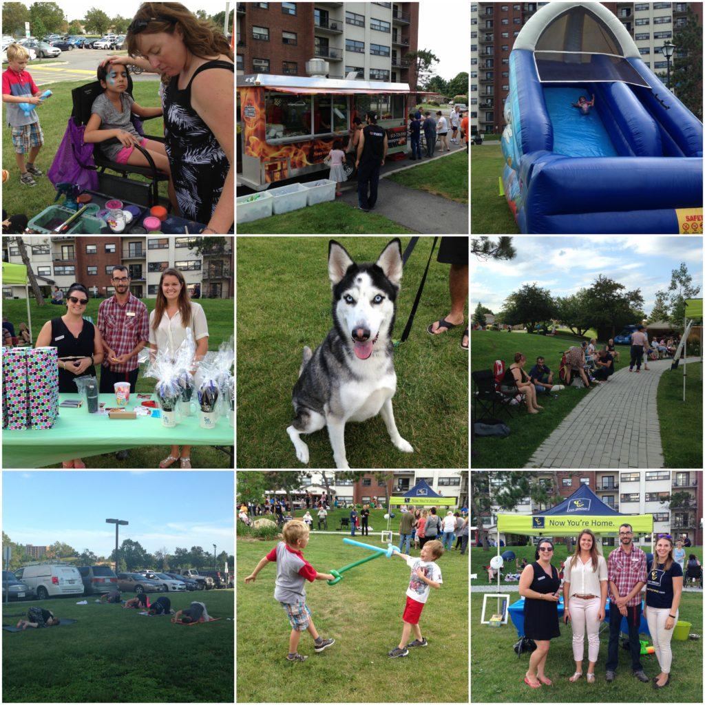 Avalon Park Collage